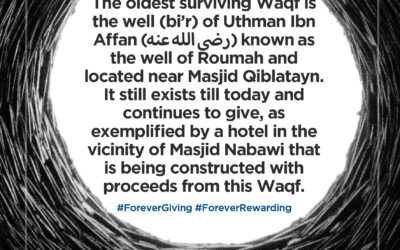 Waqf: Our Solution